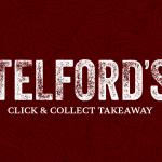 Click & collect takeway menu